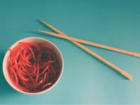 Candy Noodles