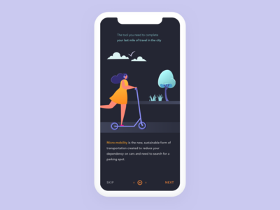 Ridr App Concept