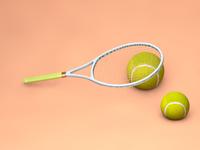 Gadget: Tennis racquet