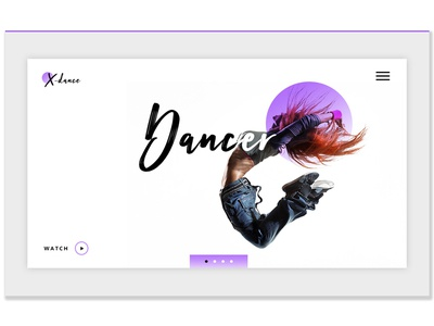 Dancer - home page