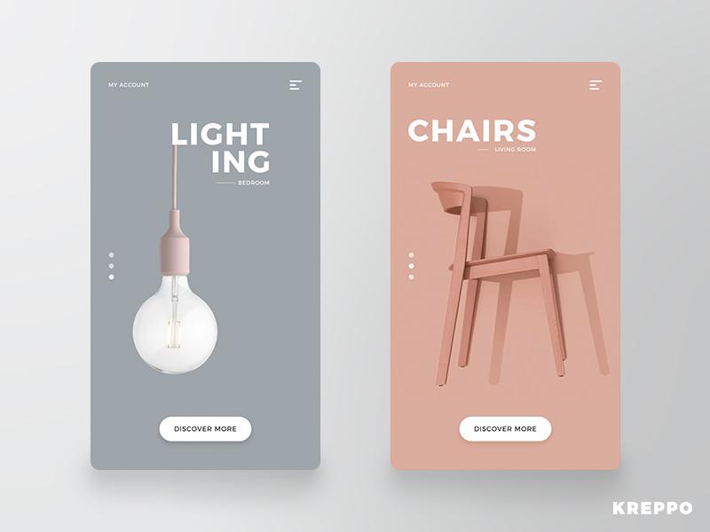 Product App Design by Kreppo Studio on Dribbble