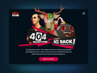 404 Page UI Task 008