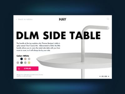 Single Product UI Task 011 table single product product dailyui daily ui