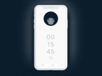 Countdown Clock UI Task 013