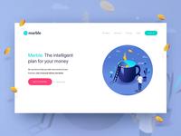 Fin-tech friendly UI