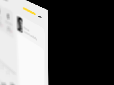Dorm Dashboard Teaser animation teaser dashboard education interface design website ae animation ui