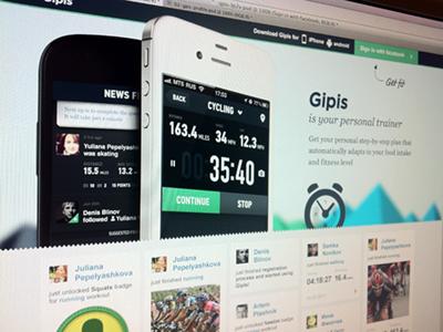 Gipis Index Mockup gipis website