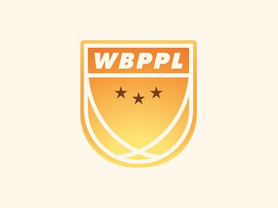 Whiteboard Ping-Pong League orange stars logo league ball pong ping startup whiteboard ping pong