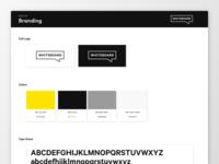 Whiteboard Pattern Library - In Progress