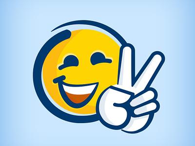 Auto Dealer Mascot dealership mascot mascot design automotive design vector illustrator