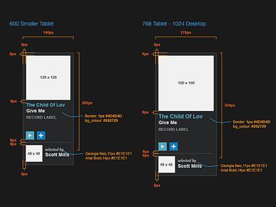 Design spec design specs sitemap ia userflow wireframes ux ui