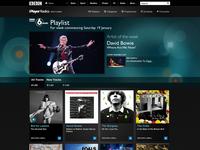 BBC playlist