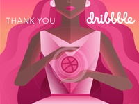 Goddess Of Dribbble