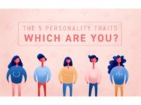 5 Personality Traits