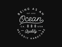 Being As An Ocean
