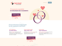 mecasar website redesign