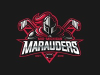 marauders esport logo