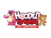 Hooded toy hunter