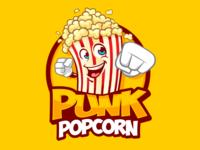 Punk popcorn