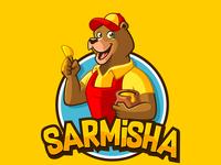 sarmisha mascot design