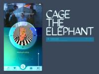 Daily UI 009, Music App