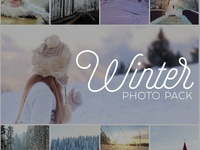 Winter Wonderland Photo Pack (105 Free CC0 Images)