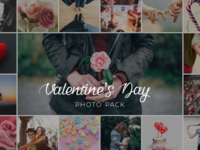 Valentine's Day Photo Pack