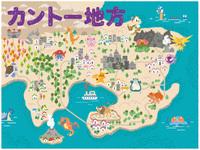 Pokemon map v2 print