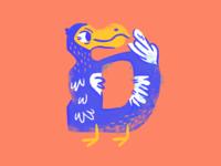 D   dodo