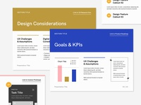 Design Documentation Medium Article