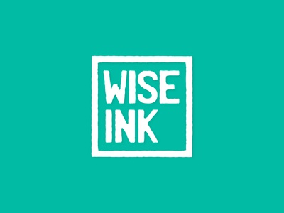 Wise Ink - Logo Design