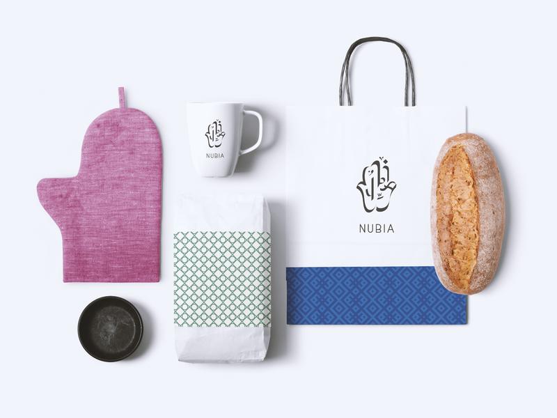 Arabesque Branding egyptian cafe egypt packaging design stationary design arabian egyptian branding arab branding arabesque
