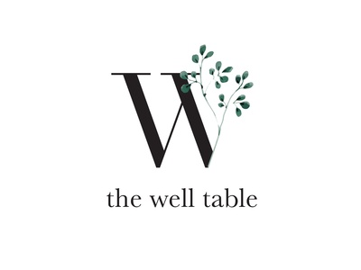 The well table