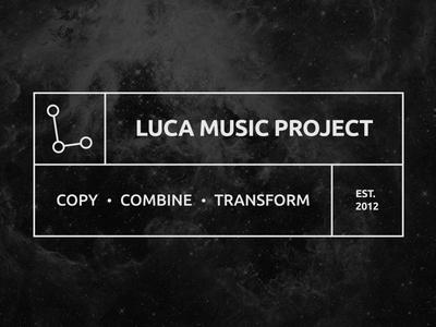 Luca Music Project Identity