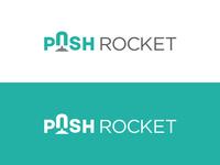 Push Rocket Logo