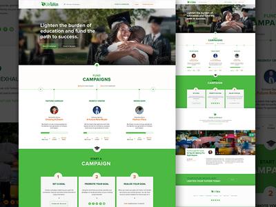 Tuition Crowdsourcing Website
