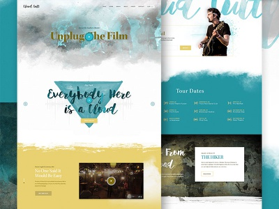 Cloud Cult Mock cloud cult band e-commerce shopify ecommerce music wordpress responsive html5 css3