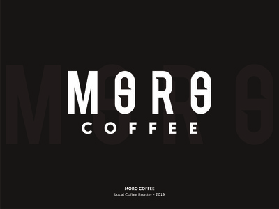 MORO COFFEE Logo Design