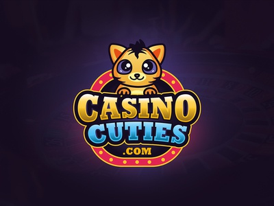 CASINO CUTIES Logo Design