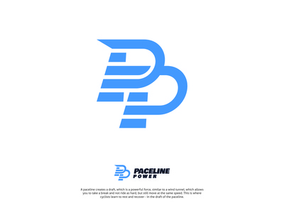 PACELINE POWER Logo Design 2