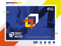 CAREER MASTERY Logo Design