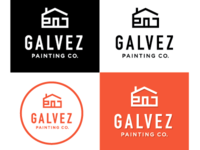 Galvez Painting Co. Colorways