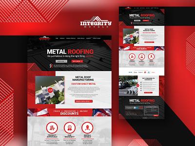 Wordpress Website Design logo ui branding flat home page design uidesign webdesign typography psd design design