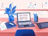 Y园糖插画打卡day2