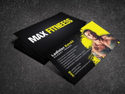 Personal Trainer Fitness Business Card Design fitness logo maxwell traditional trainers gymnastics gym logo gym realistic vector business card mockups business card design branding minimal business card psd adobe photoshop training psd mockup fitness business  card fitness personal trainer
