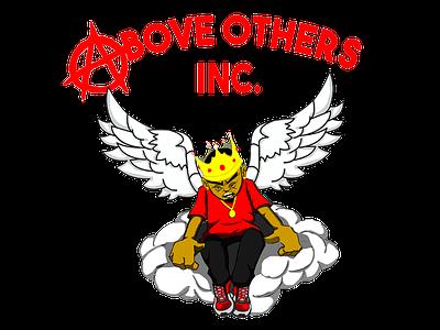 Above Others Inc. Logo/Mascot vector art digital art vector illustrator illustration character character design mascot logo