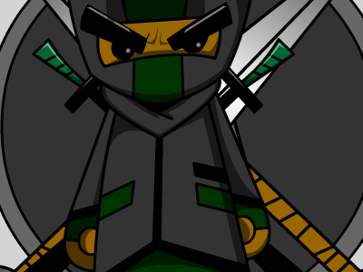 The Ninja D