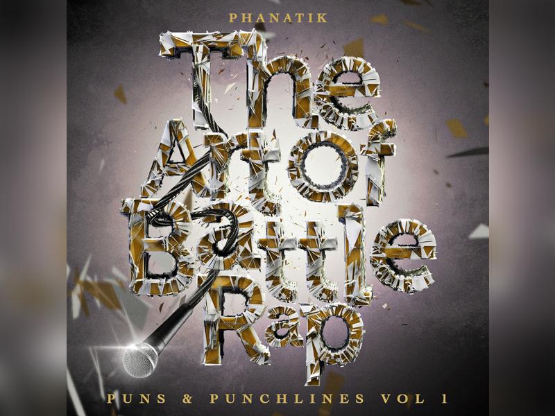 The Art Of Battle Rap (Album Cover Design) the art of battle rap rapzilla album design graphic