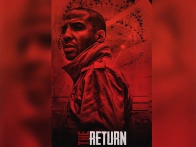 Andre Ward #TheReturn Poster Series andre ward entertainment showtime hbo return the blood red sports boxing ward andre