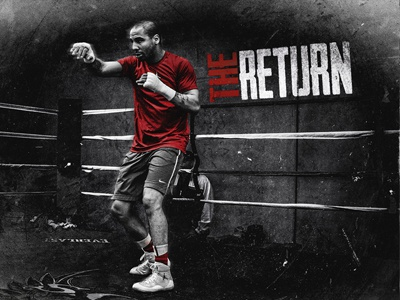 Andre Ward Poster #3